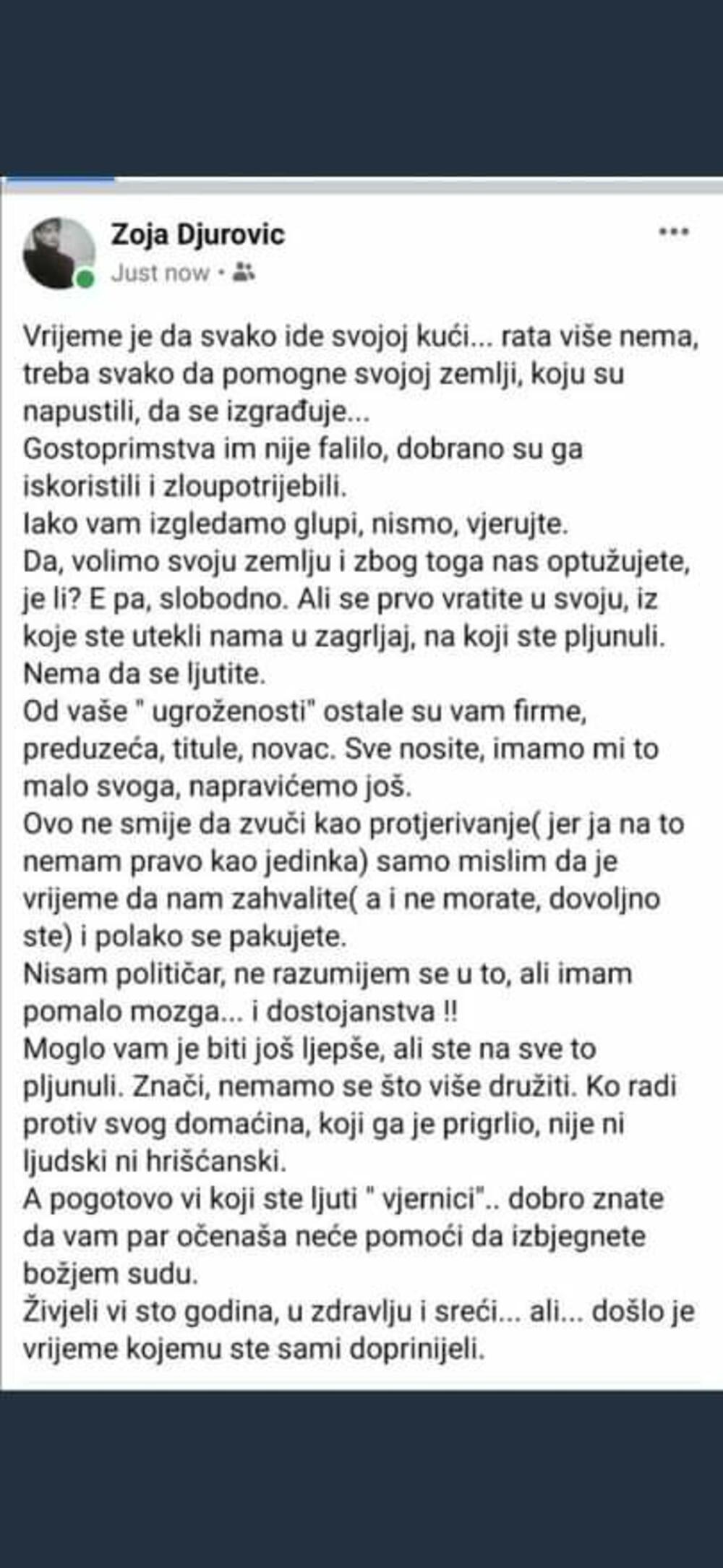 Zoja Đurović