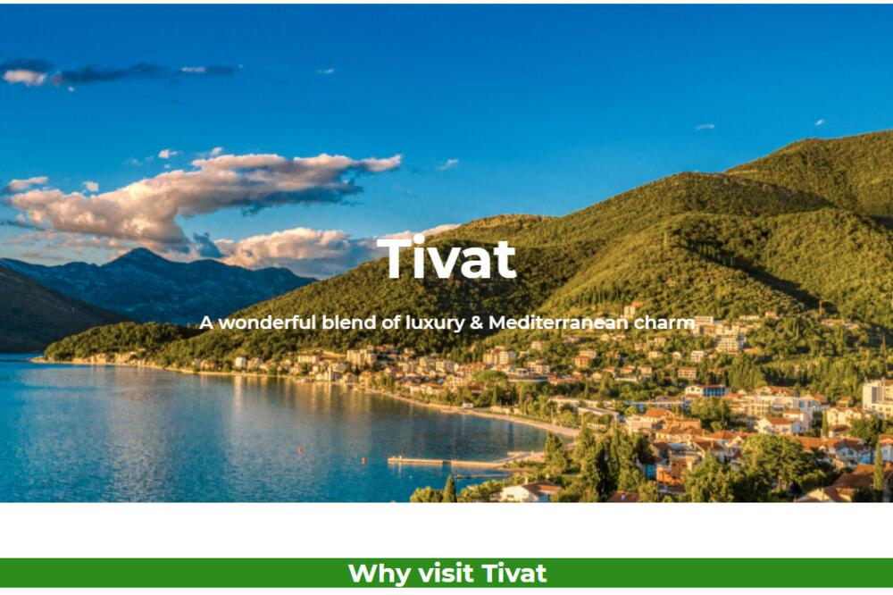 Foto: TO Tivat