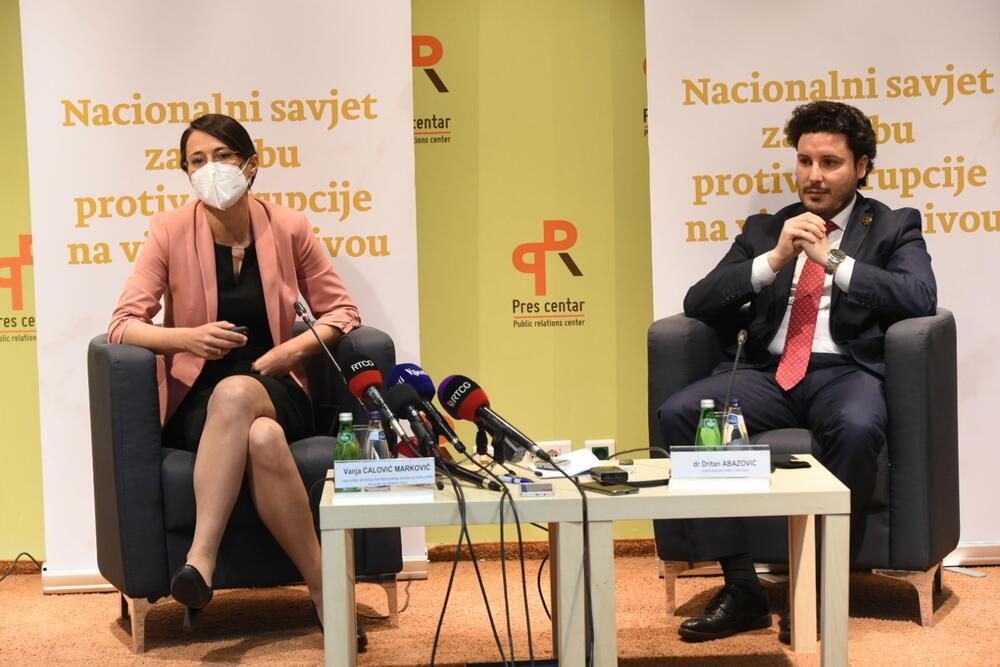 Ćalović Marković: Dobrim dijelom uništena arhiva koja se tiče...