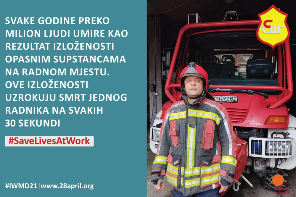 Foto: Savez sindikata Crne Gore
