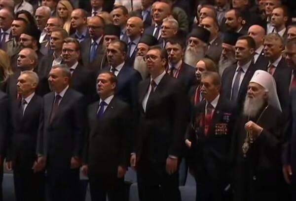 Irinej na proslavi Oslobađanja Beograda