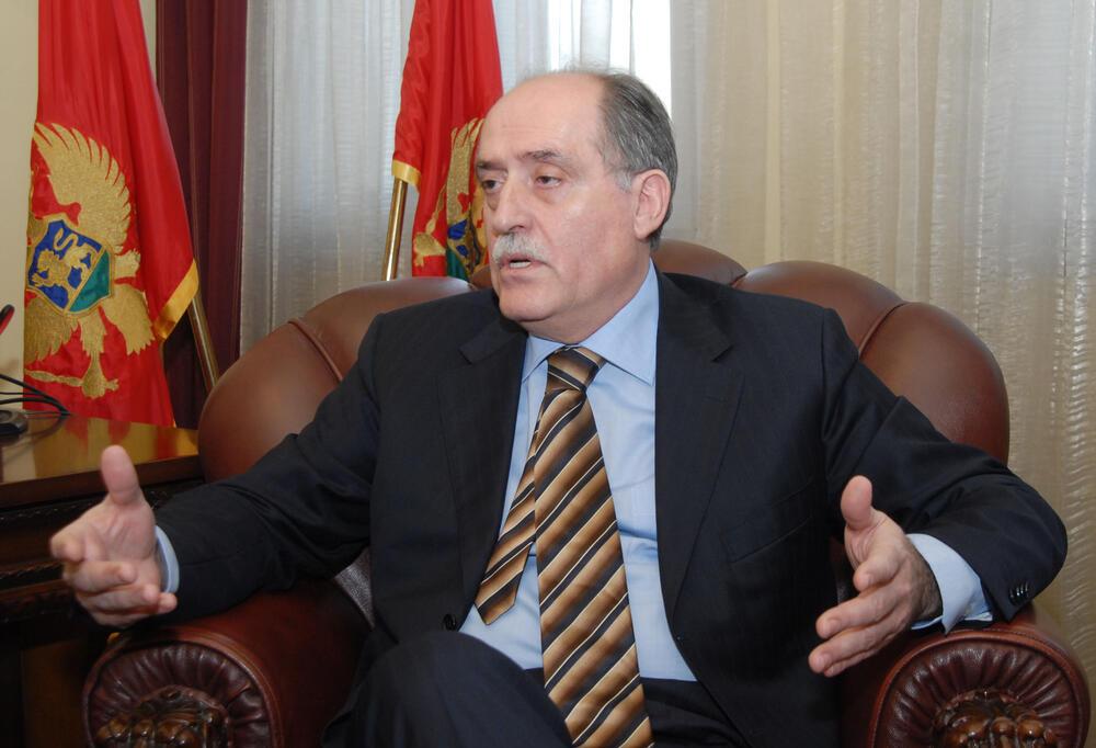Milan Roćen, bivši ambasador u Rusiji
