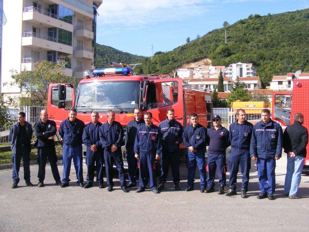 Opština Budva ne mora da isplati milion eura vatrogascima