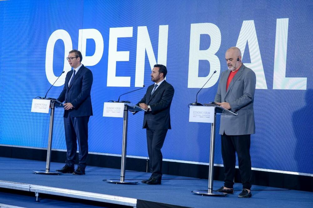 AP: Balkanski lideri frustrirani ponašanjem EU se složili da...
