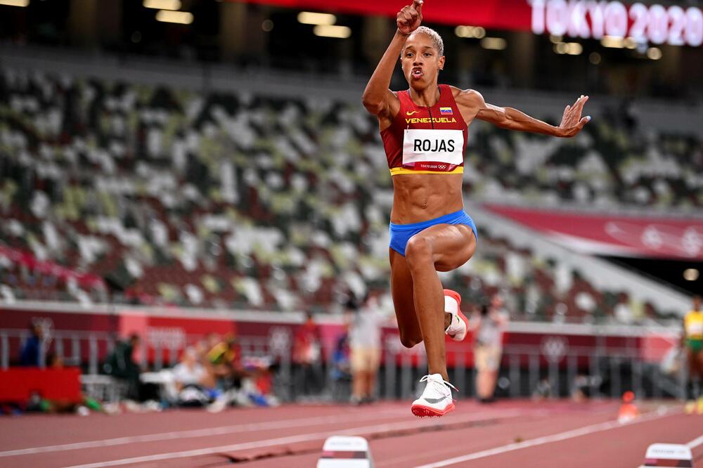 Julimar Rohas osvojila zlato i oborila svjetski rekord
