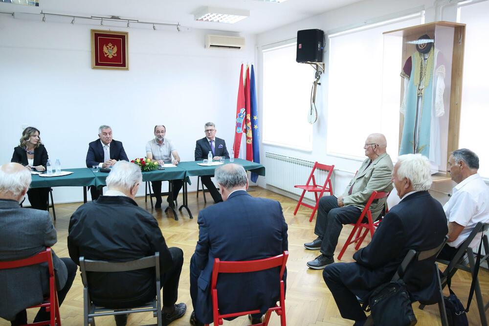 Đukanović zajednica Crnogoraca Hrvatske