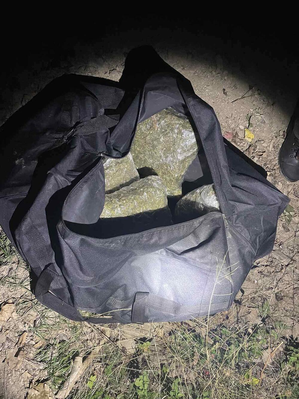 Pronađena torba sa drogom