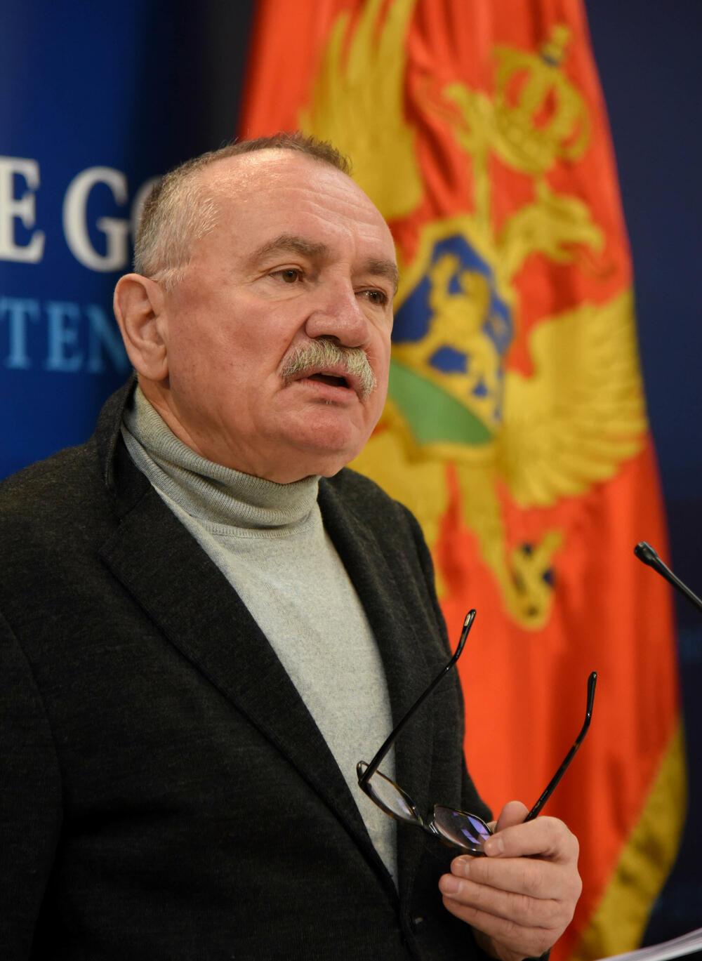Sastanak od istorijskog značaja: Radulović