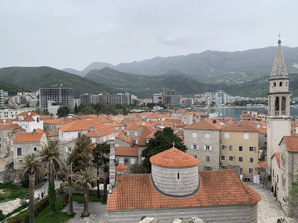 Pogled sa Citadele