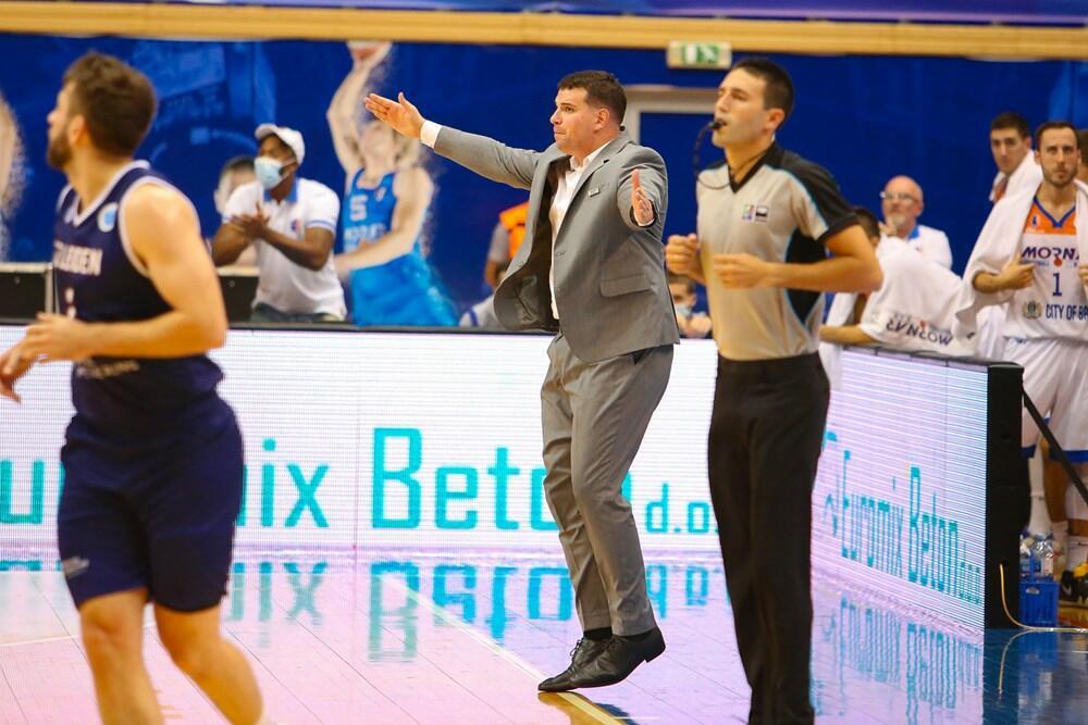Milović: U posljednjoj četvrtini smo pokazali da možemo da budemo...