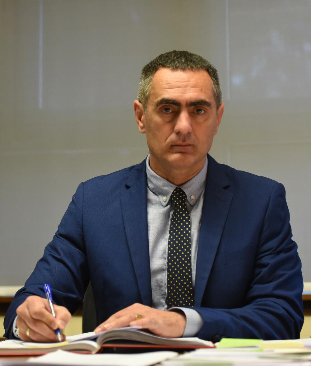 Vlada danas o Damjanoviću