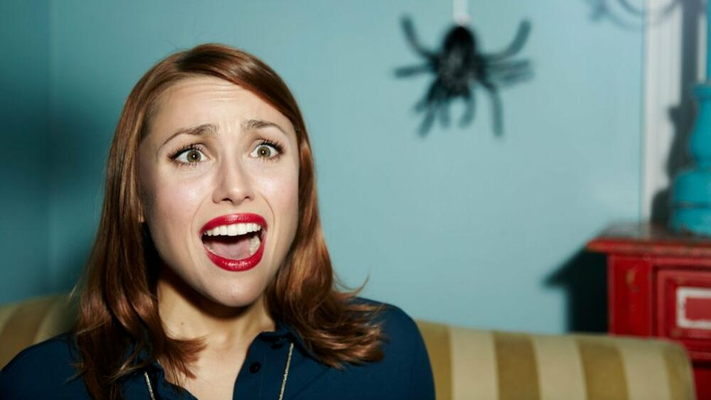 Arahnofobija: Kako se virtuelni paukovi koriste za liječenje...