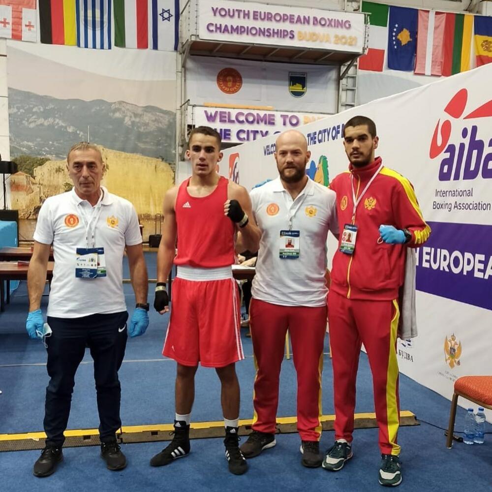 Crnogorski bokseri obezbijedili četiri medalje